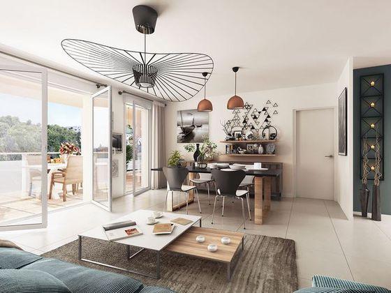 Vente appartement 2 pièces 40,17 m2