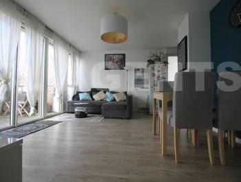 Appartement 4 pièces 68,3 m2
