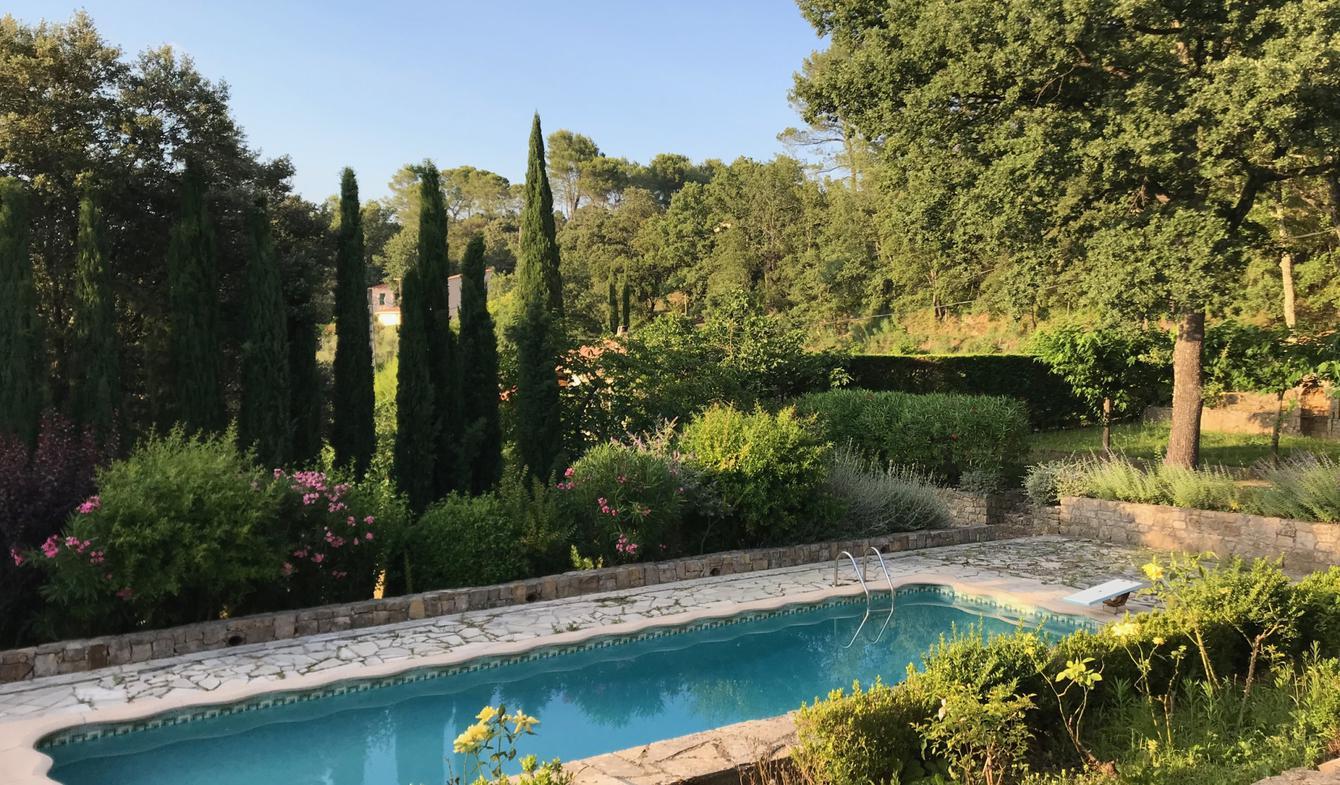 Maison avec piscine et terrasse Saint-Antonin-du-Var