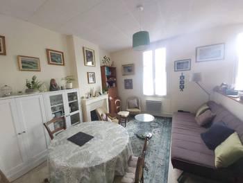 Appartement 3 pièces 45,51 m2