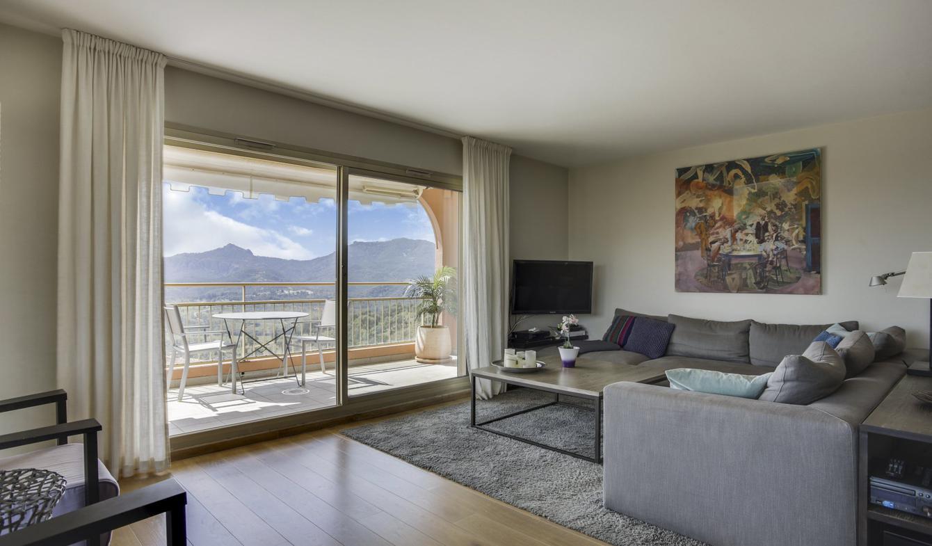 Appartement avec piscine Mandelieu-la-Napoule