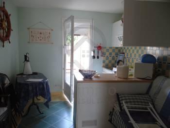 Appartement 2 pièces 24,6 m2