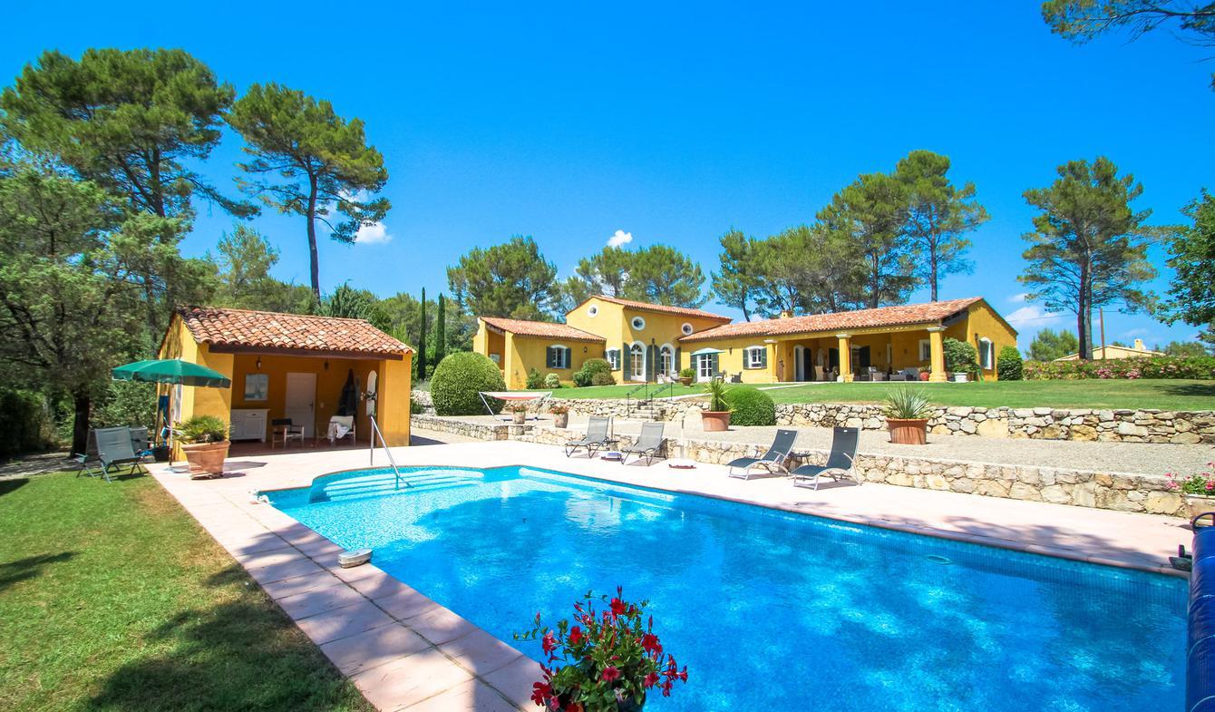 Villa avec piscine Seillans