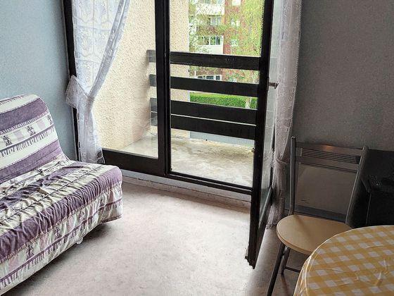 Vente appartement 2 pièces 23,28 m2