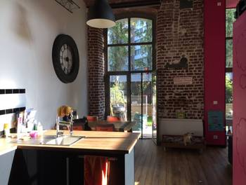 Loft 4 pièces 108 m2