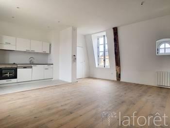 Appartement 2 pièces 51,01 m2