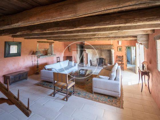 Vente manoir 8 pièces 426 m2