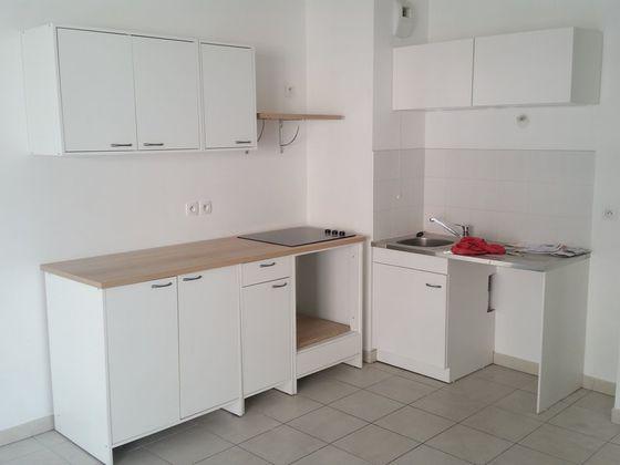 Location appartement 3 pièces 58,75 m2