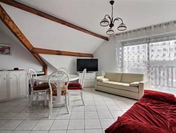 Appartement 2 pièces 51,9 m2