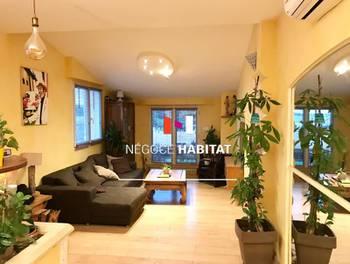 Appartement 4 pièces 128,87 m2