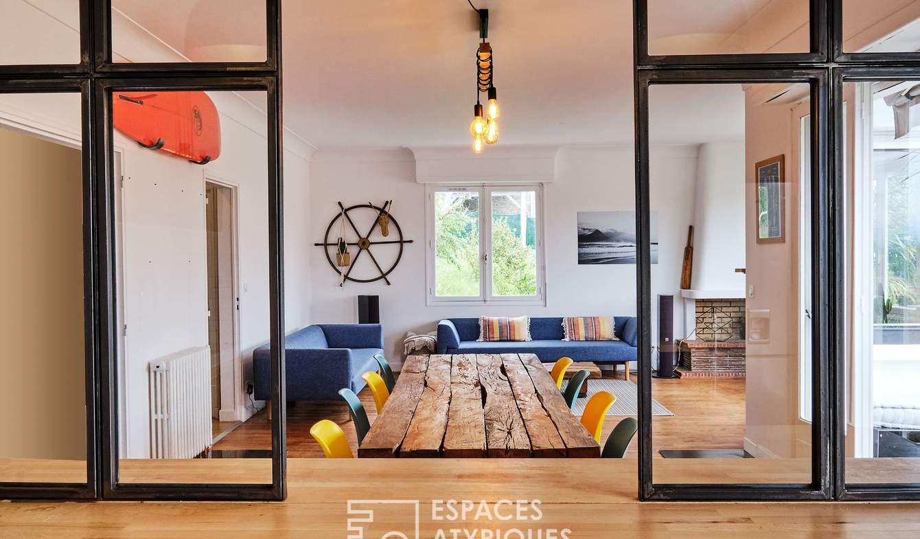 Maison avec terrasse Bidart