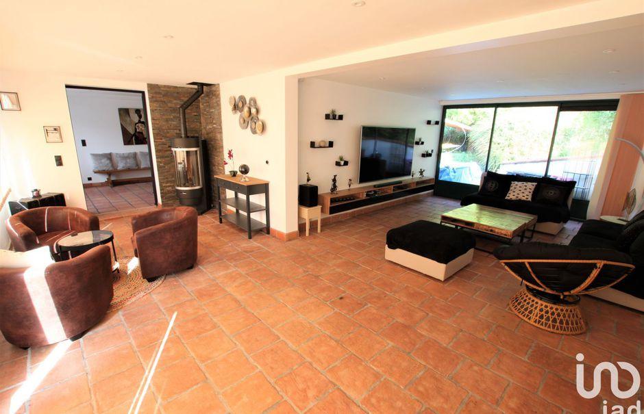 Vente maison 7 pièces 242 m² à Saint-Ouen-les-Vignes (37530), 425 000 €