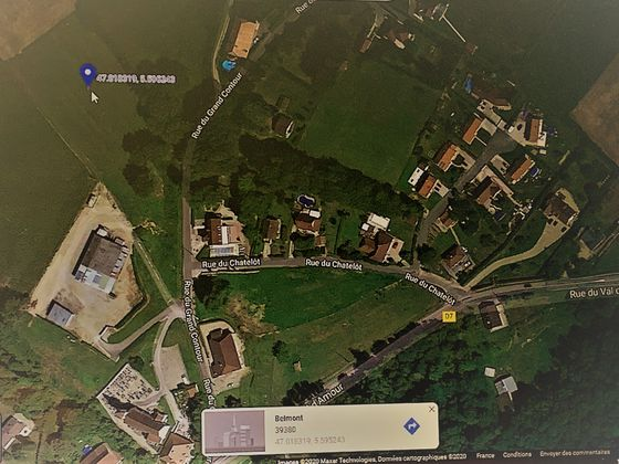 Vente terrain 4531 m2