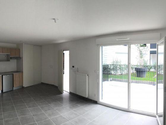 vente Studio 28 m2 Villeurbanne