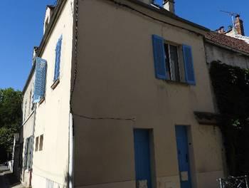 Appartement 3 pièces 44,42 m2