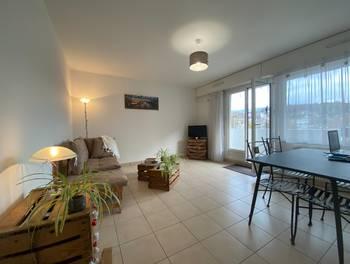 Appartement 2 pièces 53,62 m2