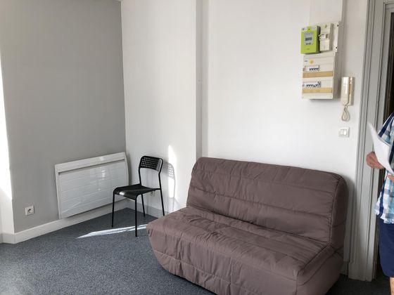 Location studio meublé 18 m2