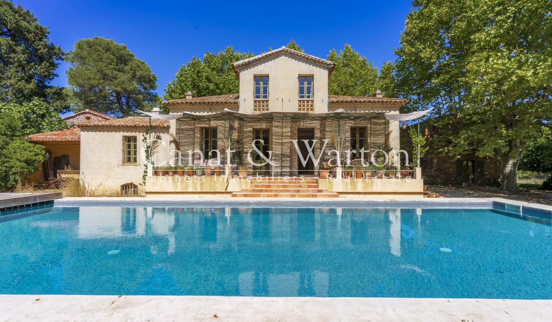 Villa avec piscine La Crau