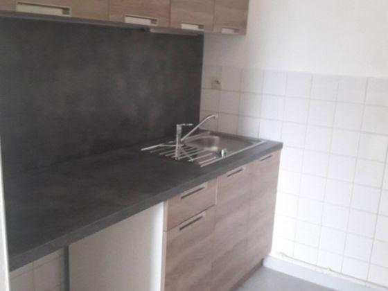 Vente appartement 2 pièces 43,79 m2