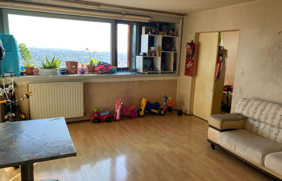 Vente appartement 3 pièces 68 m² à Bagnolet (93170), 200 000 €