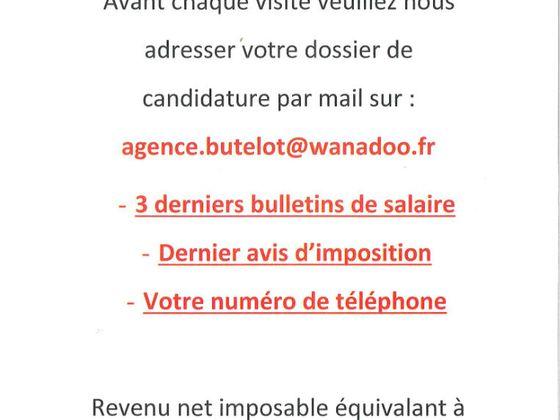 Location appartement 2 pièces 49,23 m2