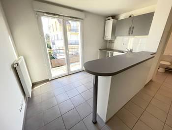 Appartement 2 pièces 34,61 m2