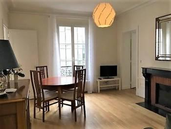 Appartement meublé 3 pièces 52,18 m2