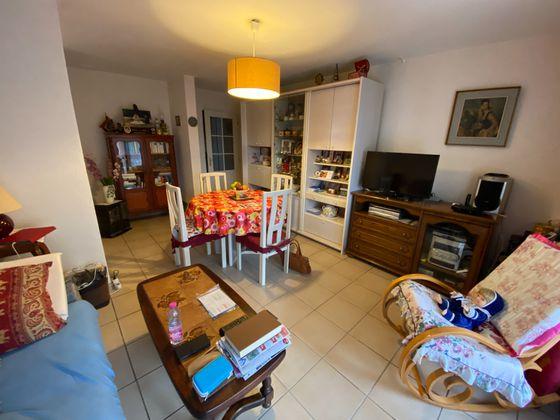 Vente appartement 3 pièces 66,76 m2