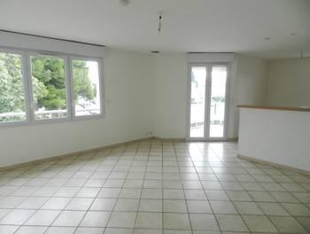 Appartement 3 pièces 70,59 m2