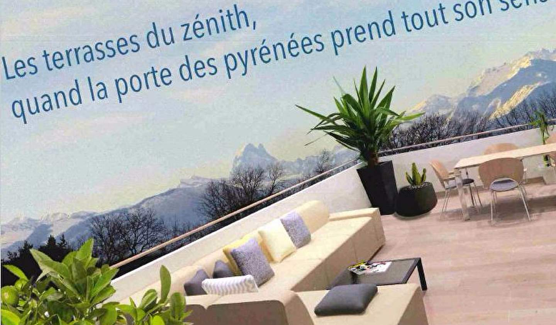 Appartement avec terrasse Pau