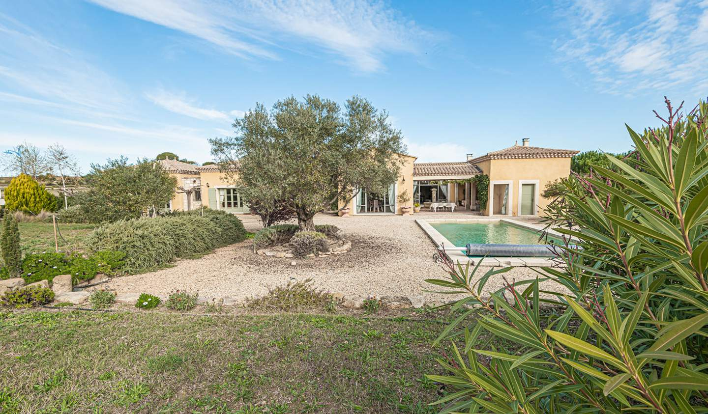 House with pool Agde