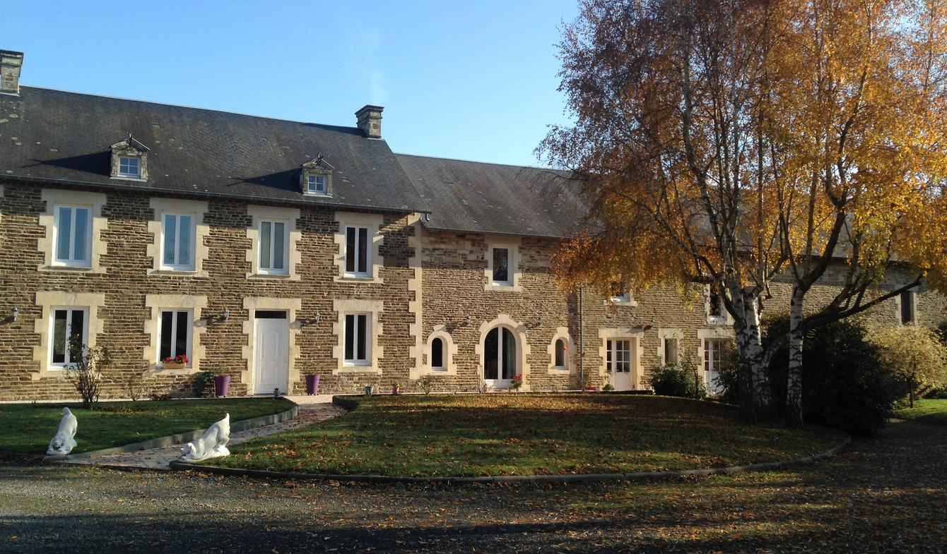 House with garden and terrace Villers-Bocage