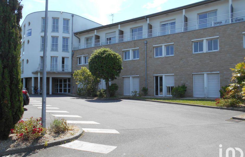 Vente studio 1 pièce 27 m² à Saint-Malo (35400), 117 000 €