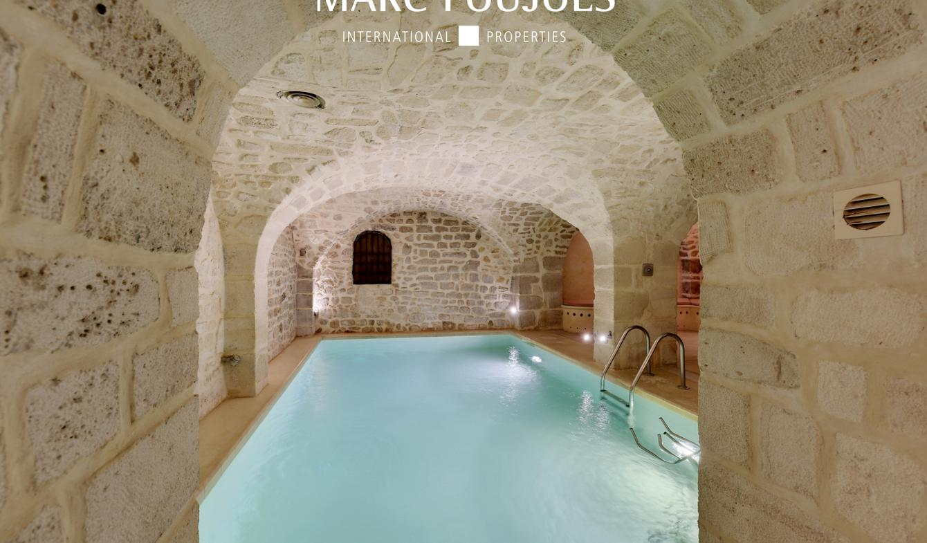 Maison avec piscine et terrasse Paris 5ème