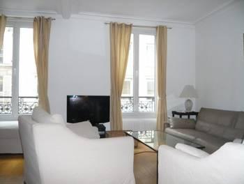 Appartement meublé 3 pièces 63,1 m2