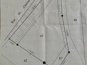 terrain à Hombourg-Haut (57)