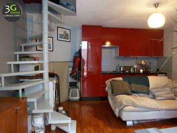 Appartement 2 pièces 36,37 m2
