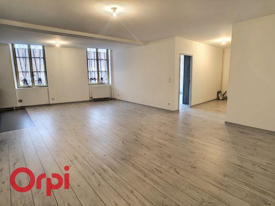 Location appartement 4 pièces 88,25 m2