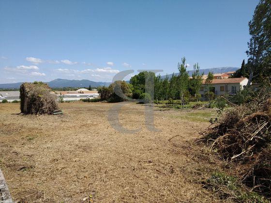Vente terrain 1150 m2