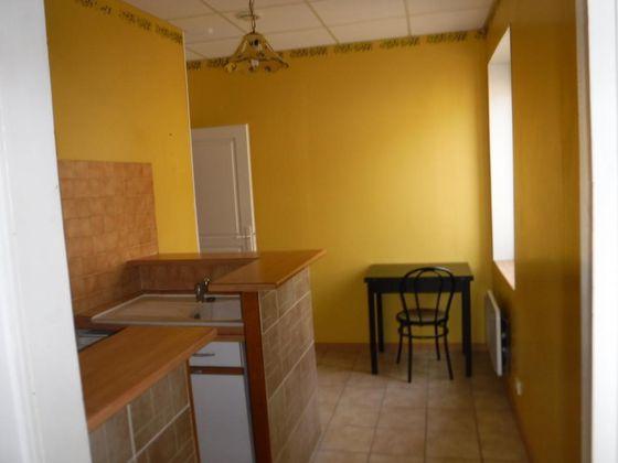 Location studio 25,33 m2