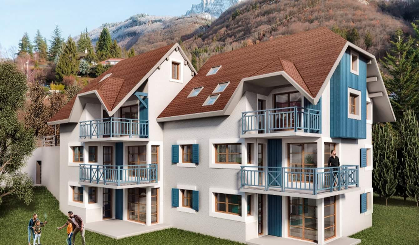Appartement avec terrasse Talloires