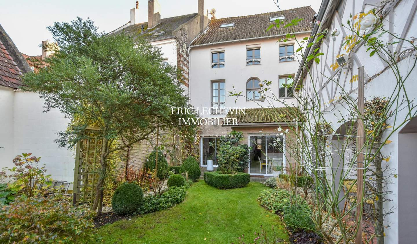House with terrace Montreuil