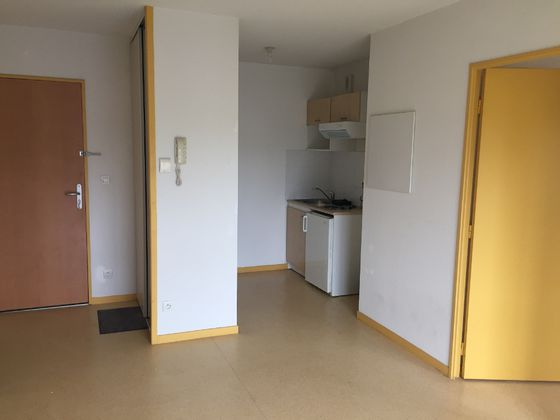 Location appartement 2 pièces 35,32 m2