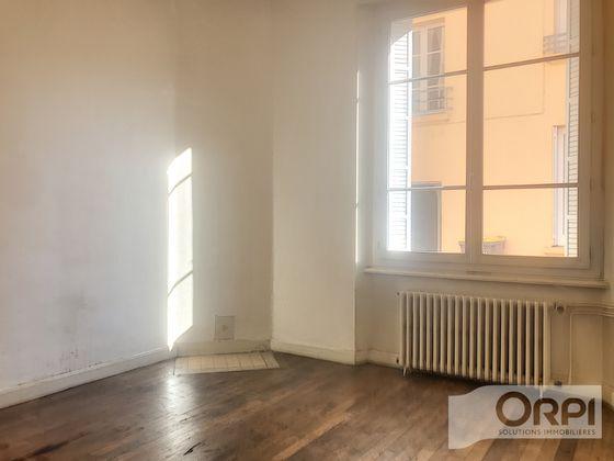 Vente appartement 3 pièces 59,87 m2