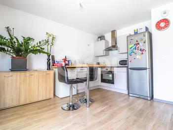 Appartement 2 pièces 59,74 m2