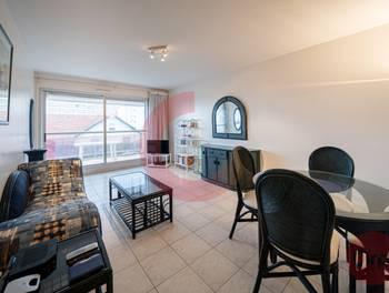 Appartement 2 pièces 56,99 m2
