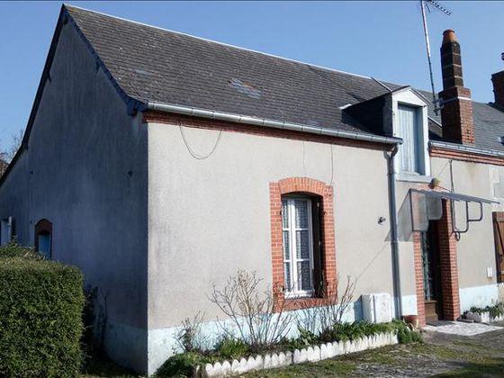 vente Maison 2 pièces 56 m2 Vierzon