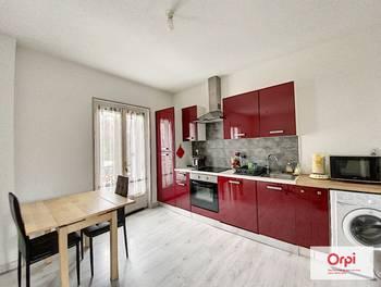 Appartement 3 pièces 48,73 m2