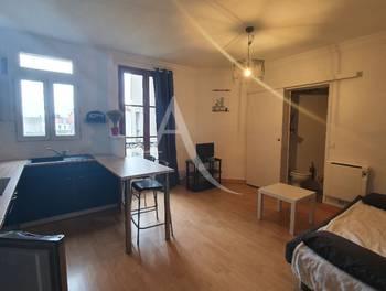 Appartement 2 pièces 33,16 m2