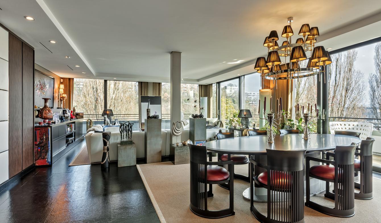 Apartment with terrace Geneva